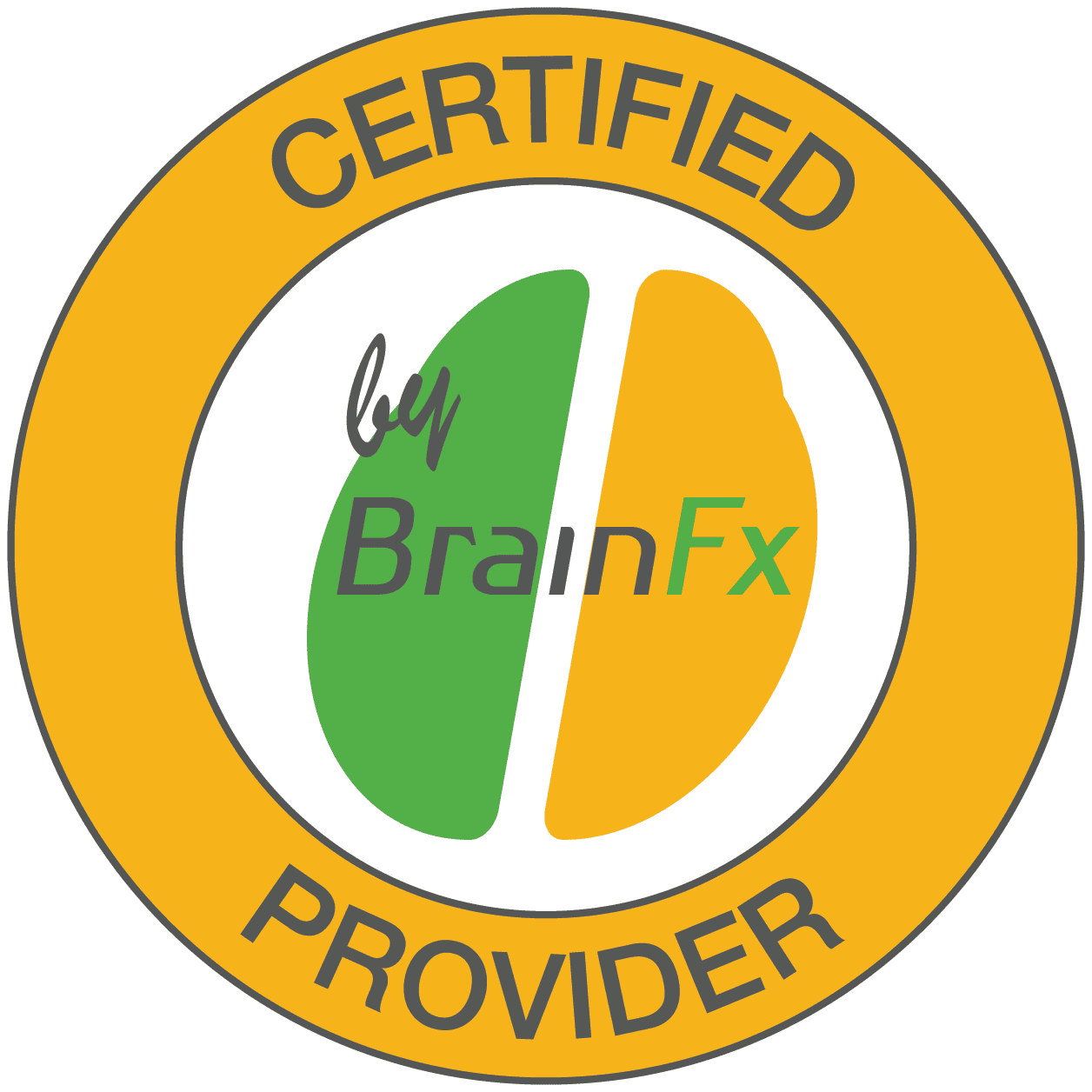 certified by brainfx provider jr rehabilitation services