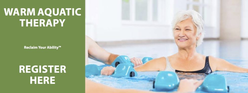 warm aquatic therapy web banner copy